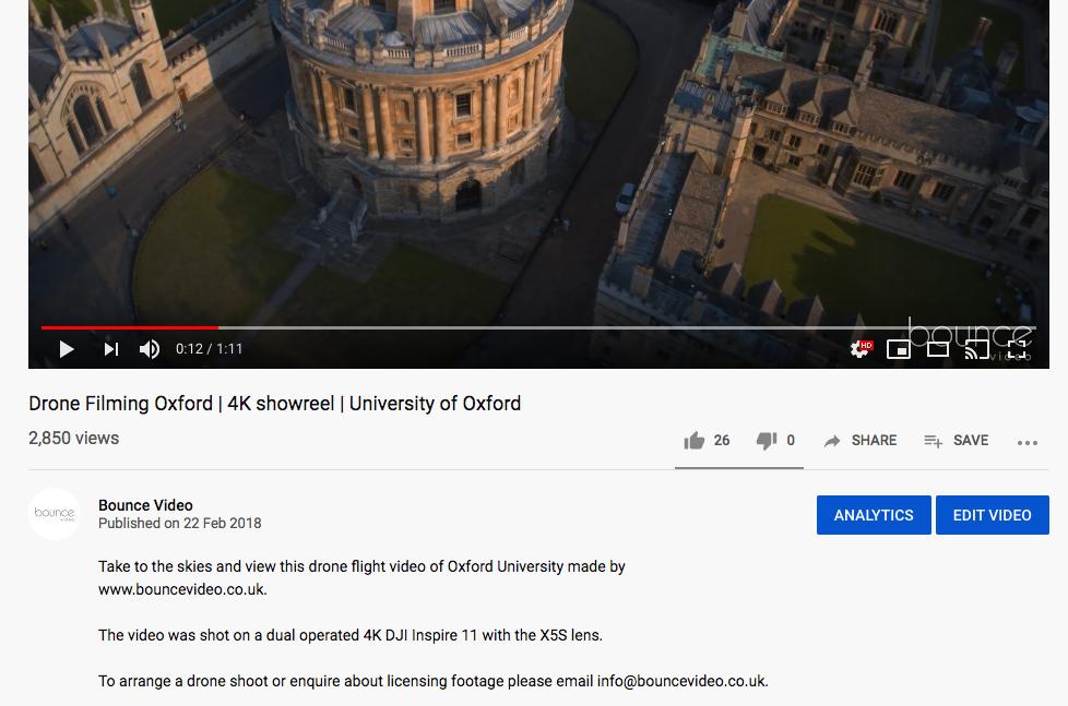 YouTube Video Optimisation